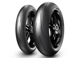 Ducati y Honda eligen el neumático Diablo Supercorsa SP de Pirelli