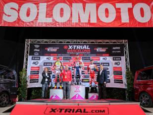 Toni Bou gana el Trial Indoor Solo Moto de Barcelona
