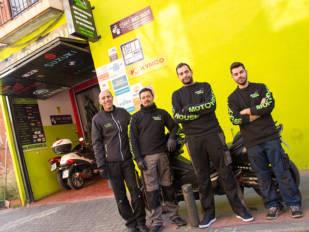 Moto House: Hogar motero