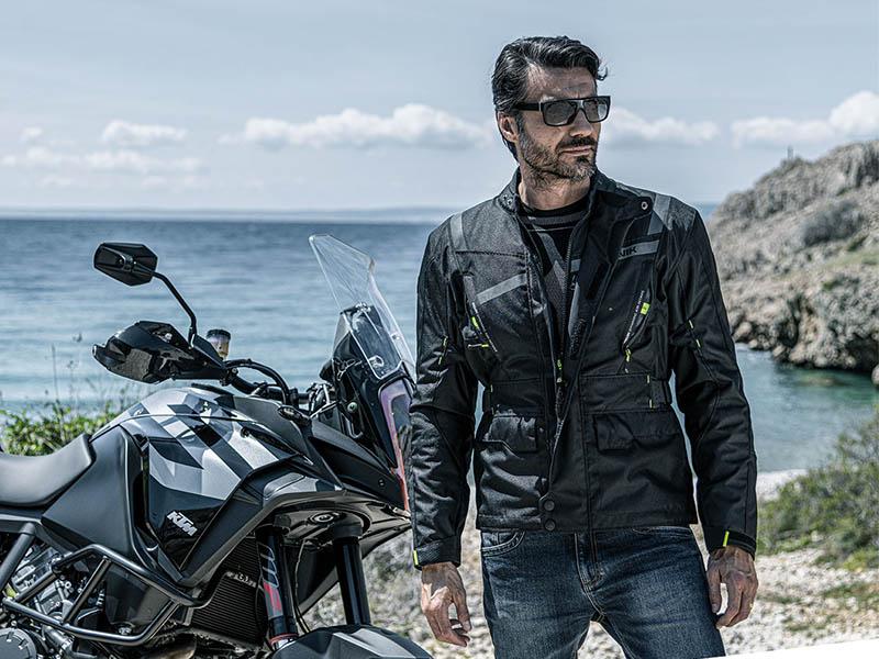 "Stelvio es la nueva chaqueta ""all season"" para viajar de Hevik"