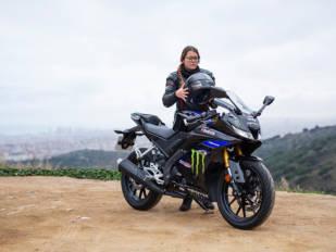 Yamaha YZF-R125 Monster: Tras los pasos de Maverick