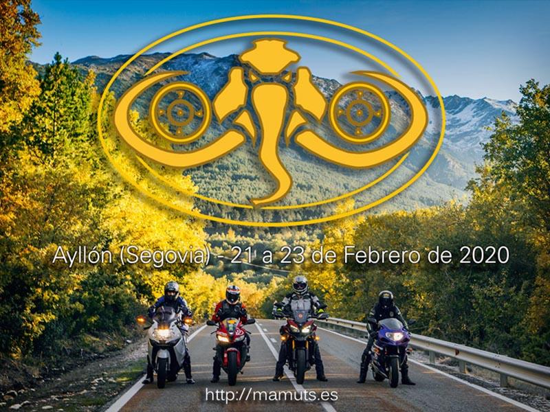 Agenda motera: Mamuts, desafíos y quedadas con un poco de motocross
