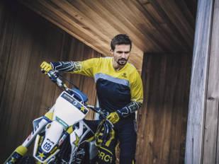 Husqvarna presenta su nueva gama de ropa de motocross y enduro