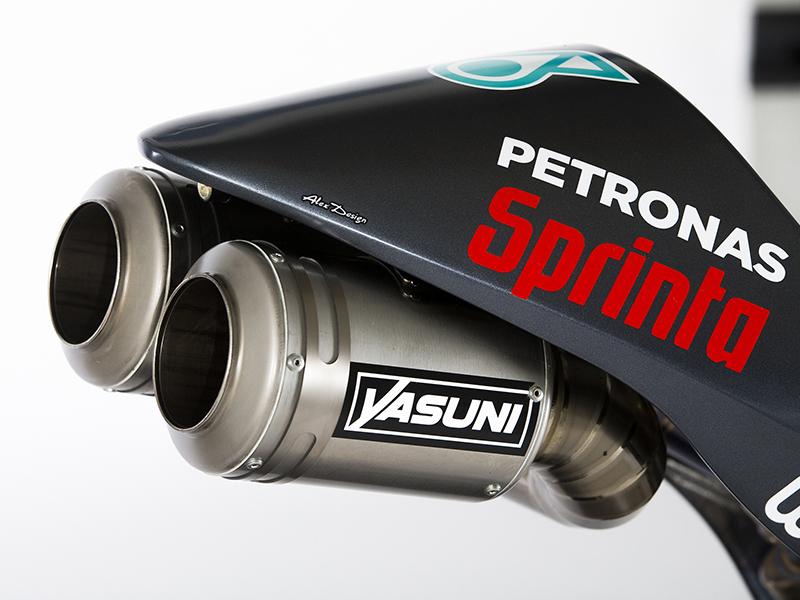 Yasuni, patrocinador oficial del Petronas Sprinta Racing Team
