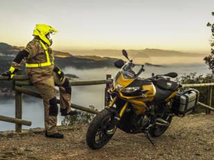 motoConsejo Texa: Solucionar la avería C1704: motor bloqueado en una Aprilia Caponord 1.200