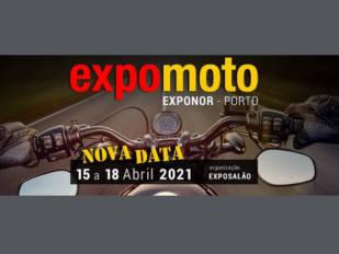 Expomoto 2020 se aplaza y se celebrará del 15 al 18 de abril de 2021