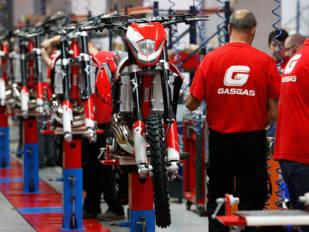 Rieju compra el negocio de enduro de Torrot que fabricaba y vendía las motos Gas Gas