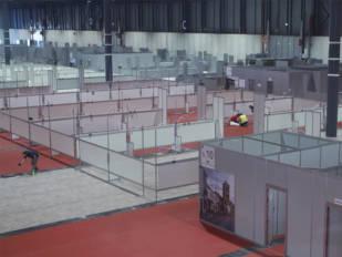 IFEMA: el mayor hospital de emergencia de España