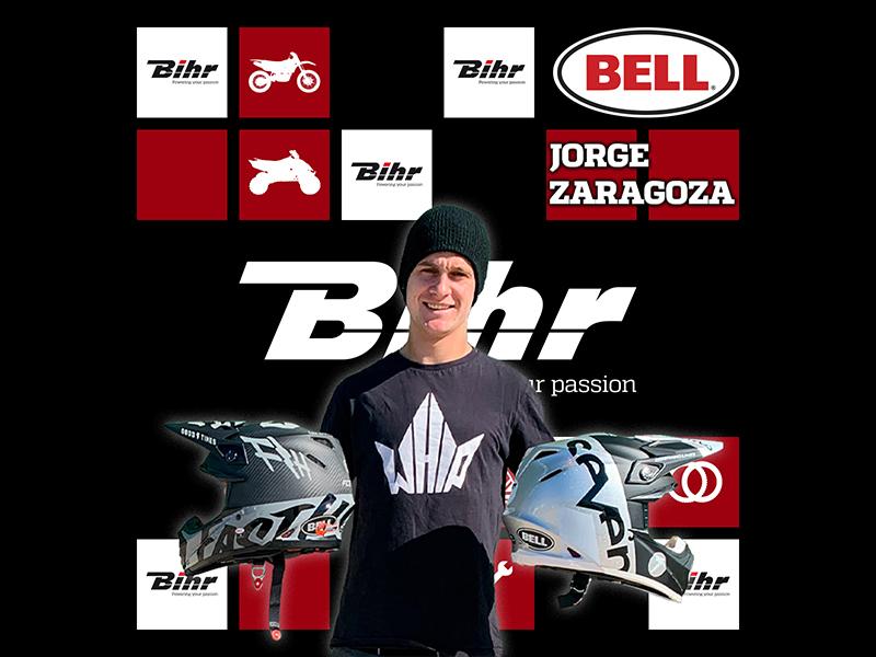 "Jorge Zaragoza ""ficha"" por Bihr"
