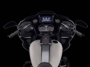 La gama Touring de Harley-Davidson se equipará con Android Auto