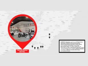 Grupo Expomoto, nuevo Concesionario Oficial Kymco para la provincia de Almería