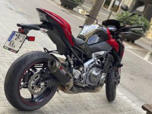motoInforme escapes para las Kawasaki Z800 y Z900: Valor añadido