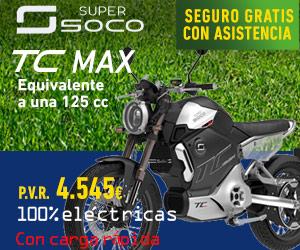 Super Soco TC Max