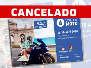 Cancelada la edición 2020 del salón Vive la Moto Madrid