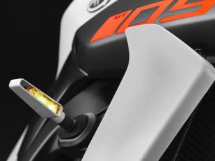 Toque de exclusividad Rizoma para la Yamaha MT-09