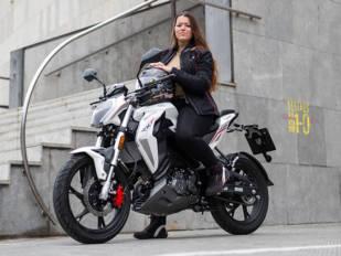 Keeway RKF 125: Una moto sorprendente