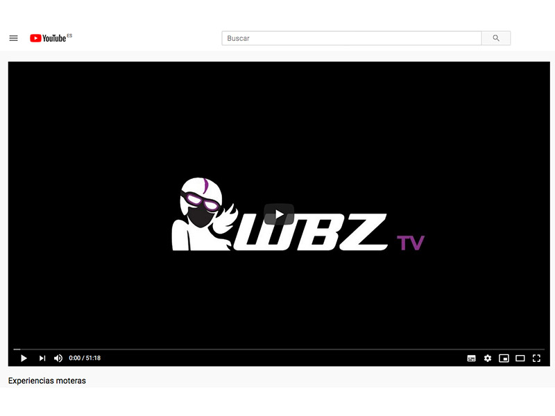 WBZ nos regala otro video repleto de experiencias moteras