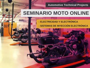ATP Automotive aprovecha el parón para formar a los profesionales de la reparación de motocicletas