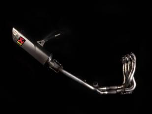 Nuevo escape de competición Akrapovič para la Honda CBR1000RR-R Fireblade…¡simplemente brutal!