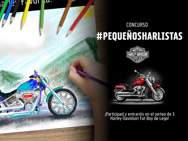 #PequeñosHarlistas, un divertido concurso para entretener y transmitir el espíritu Harley-Davidson a los niños