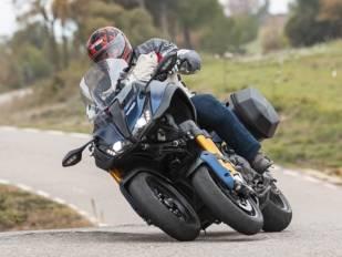 Yamaha Niken GT: Rutera incomparable