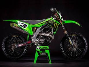 Bihr añade a su catálogo nuevos escapes Pro Circuit y un kit réplica Kawasaki Monster