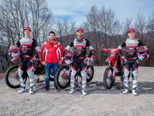 Honda Racing RedMoto World Enduro Team presenta su alineación para 2020