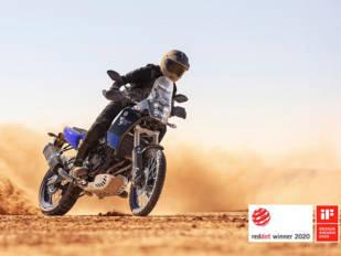 La Ténéré 700 gana para Yamaha Motor su noveno premio Red Dot consecutivo