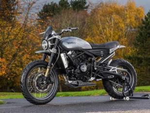 La compañía india TVS compra Norton Motorcycles