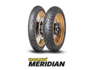 Dunlop presenta: Trailmax Meridian