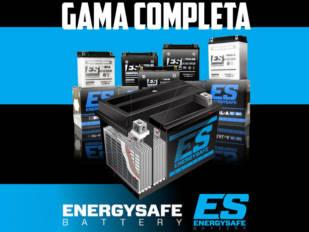 Euromoto85 suministra la amplia gama de baterías EnergySafe