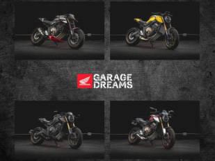 No te pierdas el video en el que Honda recopila las creaciones del Concurso Garage Dreams Contest