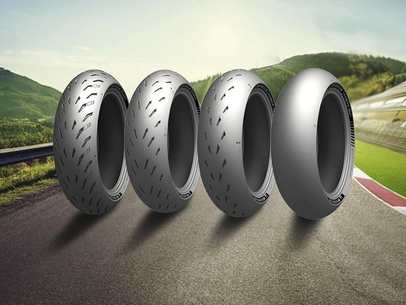 Michelin renueva su oferta deportiva con la nueva gama Power