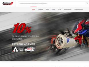 Andreani MHS estrena nueva tienda online
