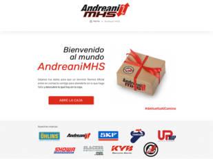 Andreani MHS celebra la Nueva Normalidad con una campaña de descuentos y regalos