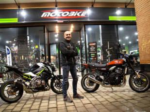 Motobike Reus: Un distribuidor multitarea