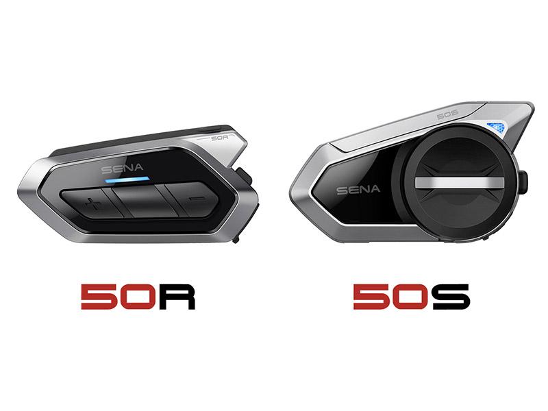 Sena revoluciona los intercomunicadores con sus nuevos 50S y 50R
