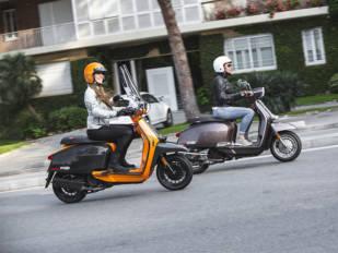 La moto, solución eficaz en la nueva movilidad