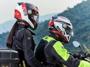 Desde hoy lunes dos personas podrán ir en una moto sea cual sea la fase de desconfinamiento