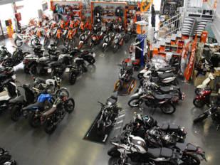 Las ventas de motos caen un 93% en abril, la peor cifra desde que se tienen registros