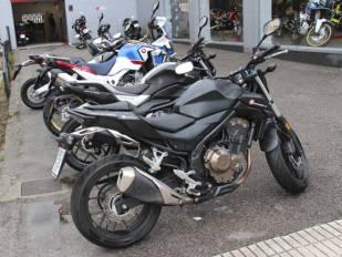 Las ventas de motos usadas caen un 32,2% en el primer cuatrimestre del año