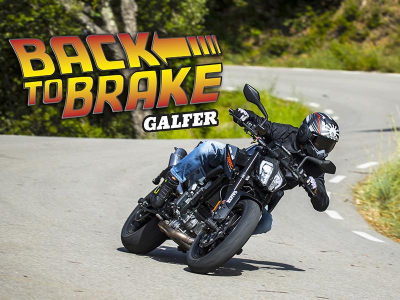 Galfer lanza un mensaje de optimismo a través de la campaña #Backtobrake