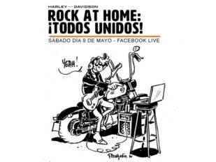 Harley-Davidson organiza una noche solidaria con conciertos para combatir la Covid-19