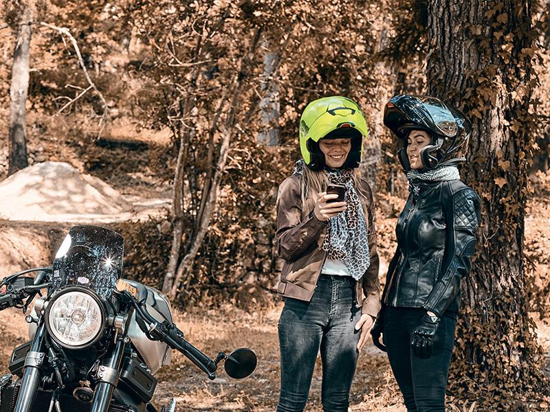 motoInforme cascos modulares: Dos en uno
