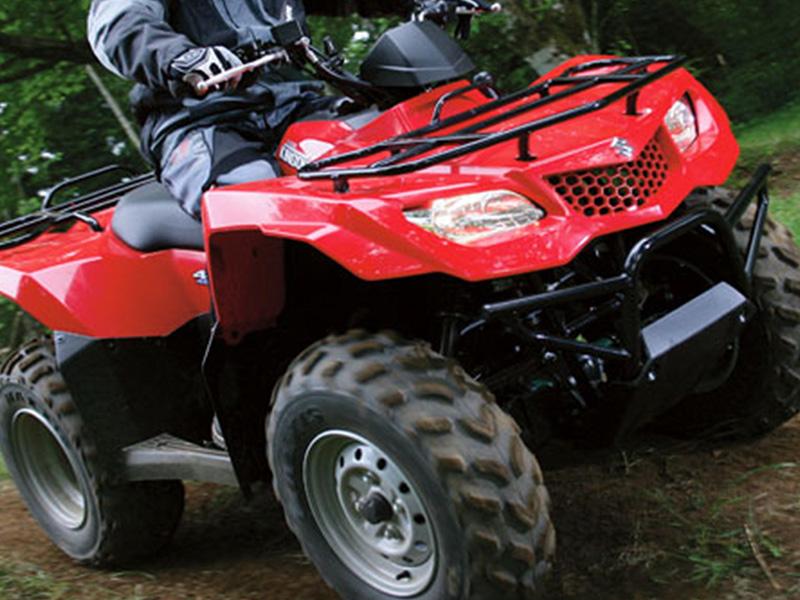 MotoConsejo Texa: Sustitución de la válvula ISC en un Suzuki LT-A400 Kingquad