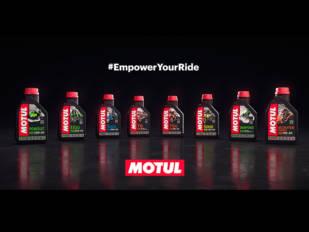 Motul revoluciona su gama Powersport