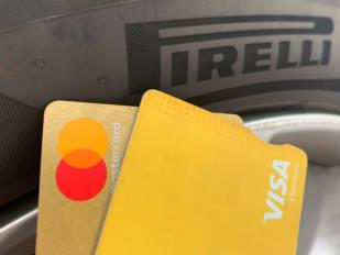 Pirelli permitirá pagar con tarjeta de crédito en su página web B2B