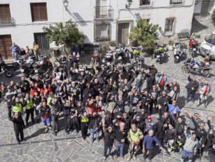 Éxito de la primera ruta del Touratech Riders Club