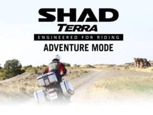 Ya disponibles en Bihr las nuevas maletas de aluminio Terra de SHAD