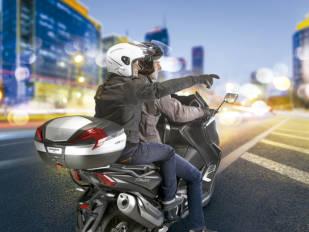 GIVI aumenta la capacidad de carga de todo tipo de motos